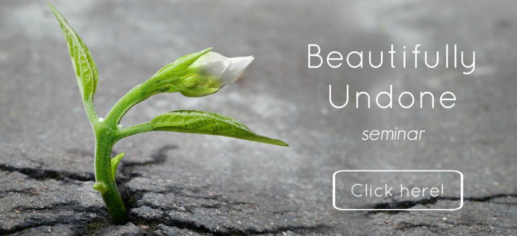 Beautifully Undone Seminar